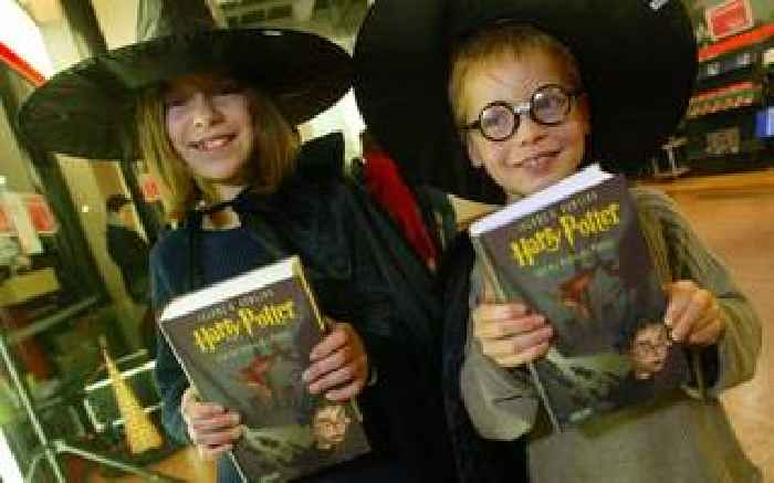 Harry Potter Books Year Published : Two new harry potter books are being published this year