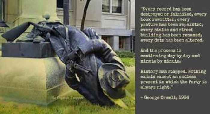 we learn from history As a historian, i like to think we learn valuable lessons from history those who don't learn from the mistakes of the past are condemned to repeat them, or so my students tell me, paraphrasing (often unknowingly) the words of george santayana in part, i think, because our decision makers have no.