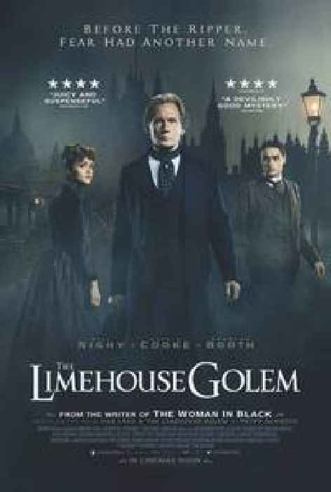 MOVIE REVIEW: The Limehouse Golem