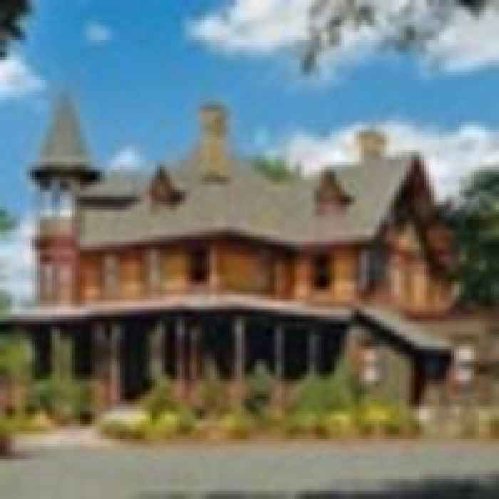 Haunted Staten Island Mansion For Sale