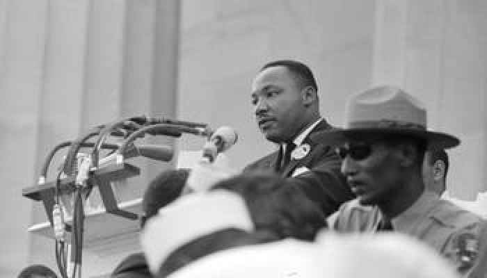analysis of martin luther kings i Speech is dr martin luther king, jr king is known for his work in civil rights during the 1960s the purpose of this speech is to inspire change in both white and black citizens of the united states during.