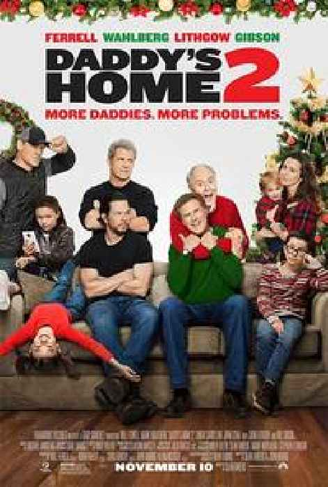 MOVIE REVIEW: Daddy's Home 2