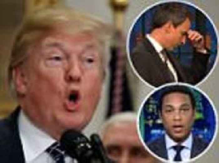 Celebs outraged over Trump's 's***hole countries comment ...