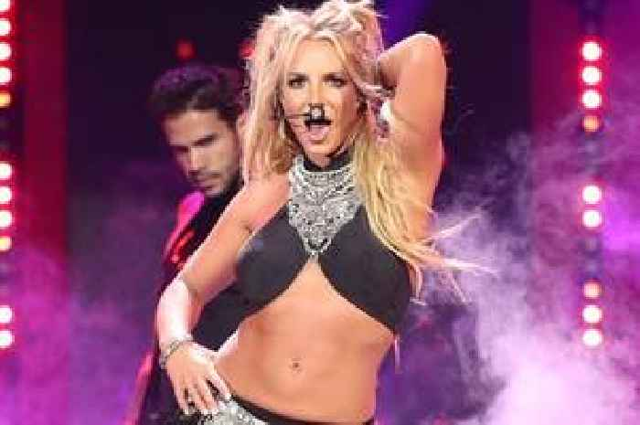 Britney Spears Tour Dates Uk