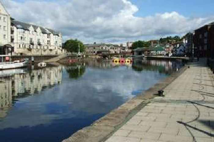 Exeter University Student Died Attempting To Swim Across River Exe After Drinking One News