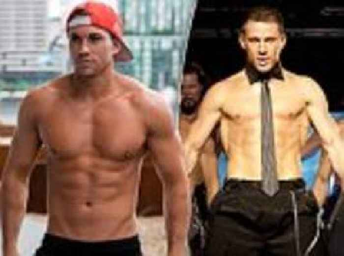 Meet the real life australian channing tatum lookalike who is also a meet the real life australian channing tatum lookalike who is also a male stripper one news page m4hsunfo