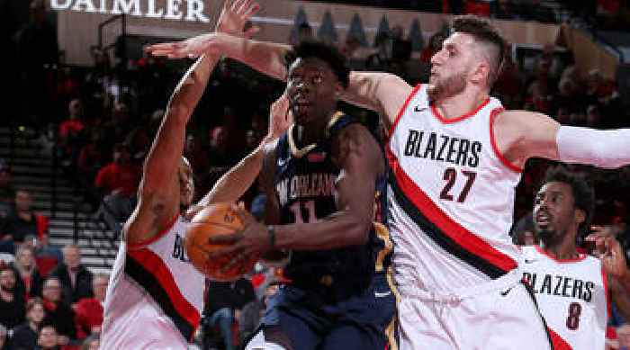 Jrue Holiday Emerges as Pelicans' Hero in Game 2 Win Over Trail Blazers - One News Page