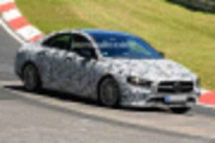 2020 mercedes benz cla spy shots and video one news page for Mercedes benz global