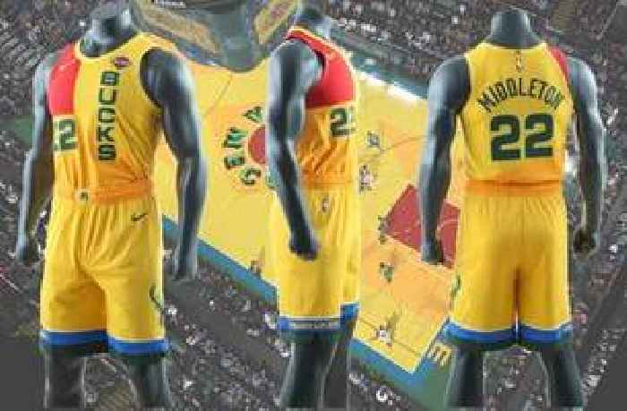 6f898eac5 Bucks unveil MECCA-inspired City Edition threads - One News Page