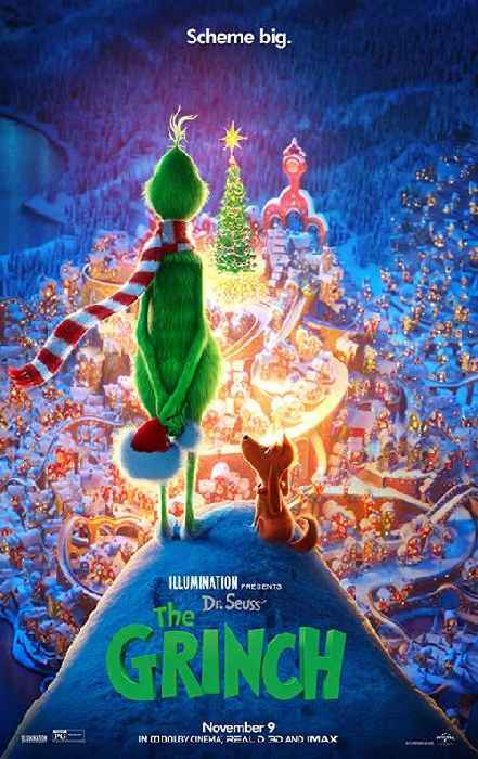 MOVIE REVIEW: The Grinch