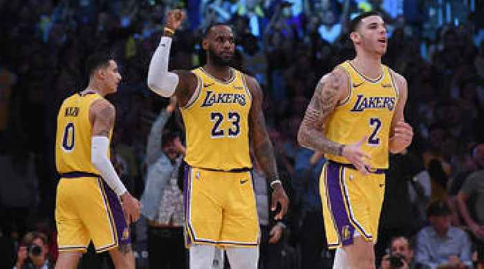 a1af63beb7a Can Lonzo Ball Coexist With LeBron James in Los Angeles  - One News Page