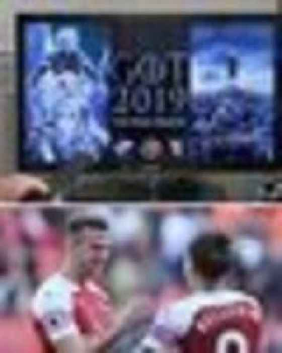 Two Arsenal Stars Post HILARIOUS Video Celebrating The