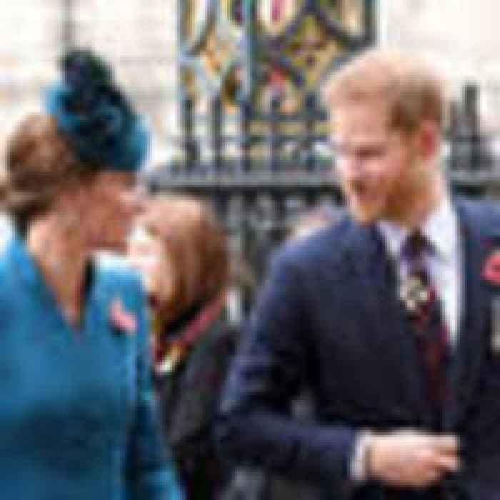 Royal Baby Countdown: Where's Meghan? Harry Steps Out With