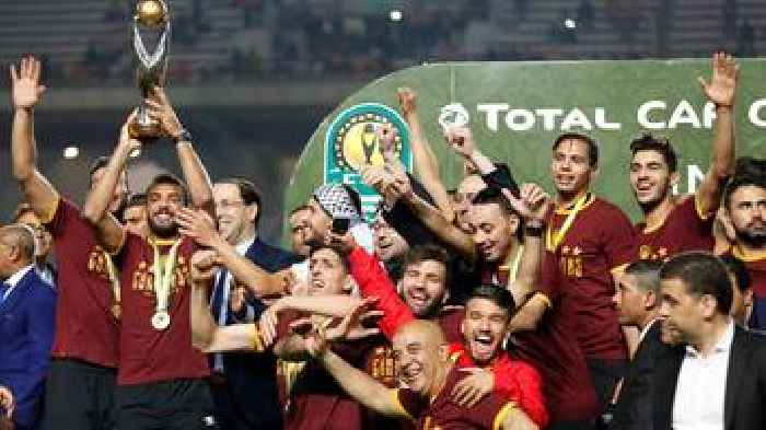 Africa cup final abandoned after TV replay row