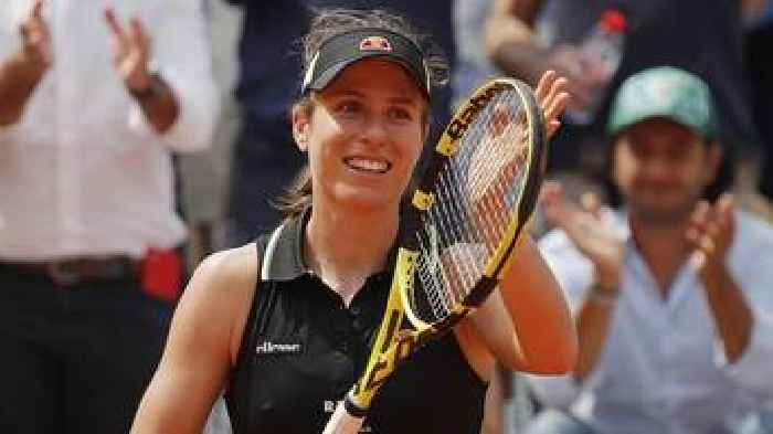 Johanna Konta reaches French Open semi-finals with emphatic win over Sloane Stephens
