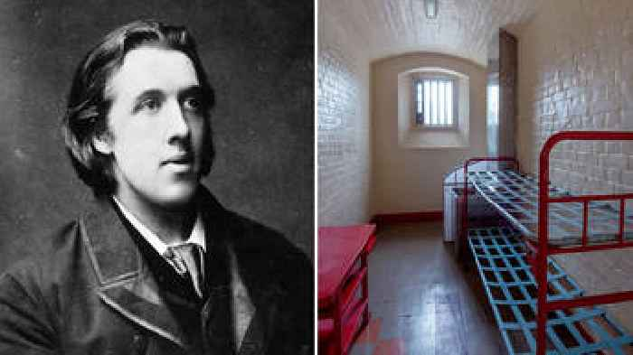 Oscar Wilde prison in Reading 'Mecca for LGBT people'