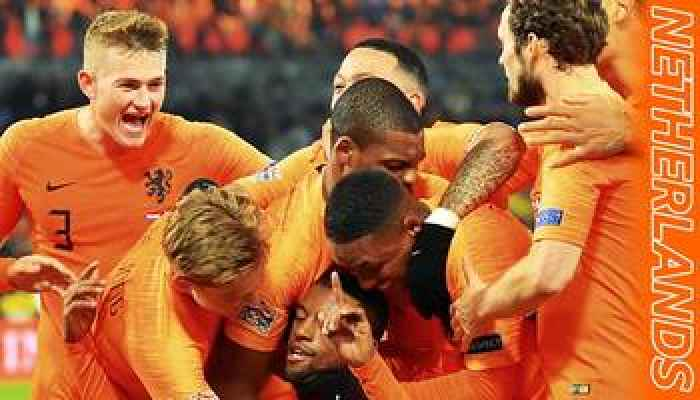 Nations League: Why feel-good factor is back with the Netherlands