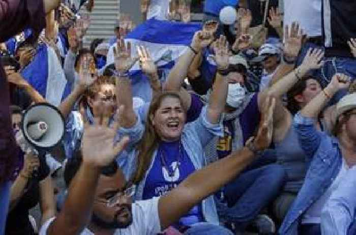 Nicaragua frees political prisoners with suspect amnesty law