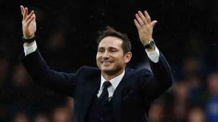 Frank Lampard: Chelsea would have to pay Derby County £4m to release the Rams boss