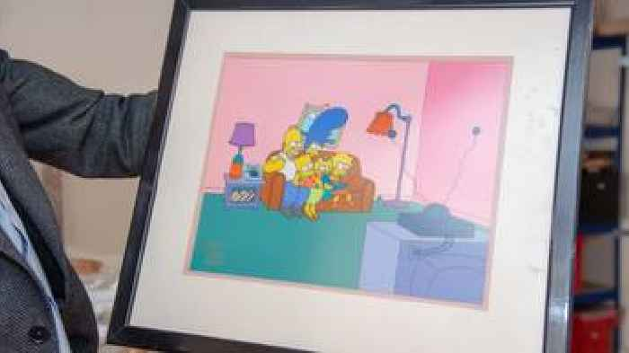 Seized art from Northamptonshire fraud to be auctioned