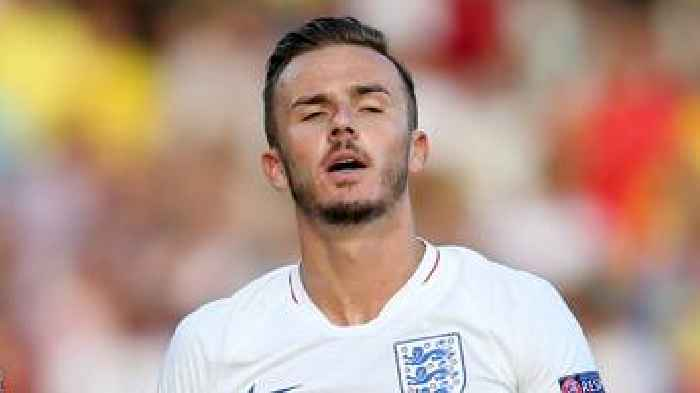 England U21s' hopes hanging by a thread after they lose to late Romania flurry