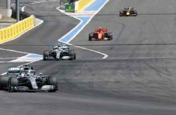 Easy win for championship leader Hamilton at French GP