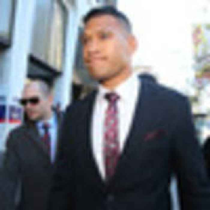 'We'll be heading to court': Israel Folau's Rugby Australia talks collapse