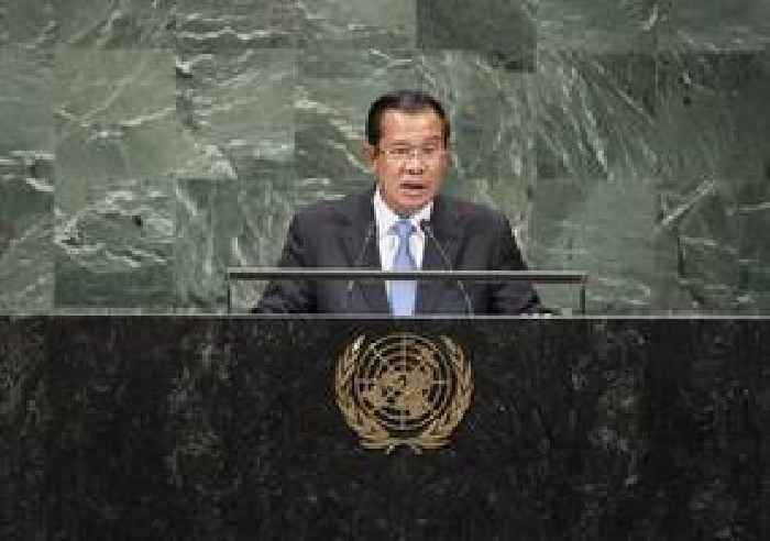 US presses Cambodia over its 'larger plans' to host Chinese military