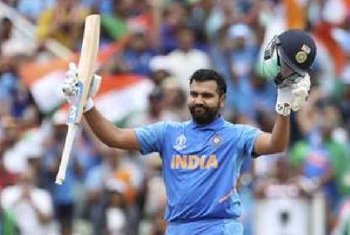 Cricket World Cup 2019: Riding fourth Rohit century, India in semis