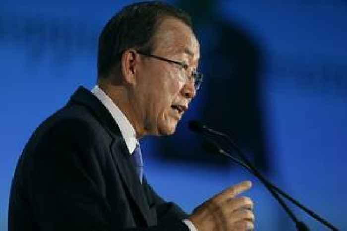 Ban Ki-moon concerned over monsoon floods in Rohingya camps