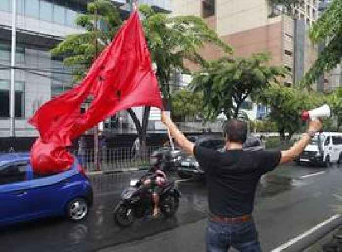 Anti-China protests in the Philippines mark third anniversary of Manila's South China Sea legal victory