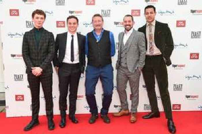 Peaky Blinders world premiere gets standing ovation - and this promise from creator Steven Knight