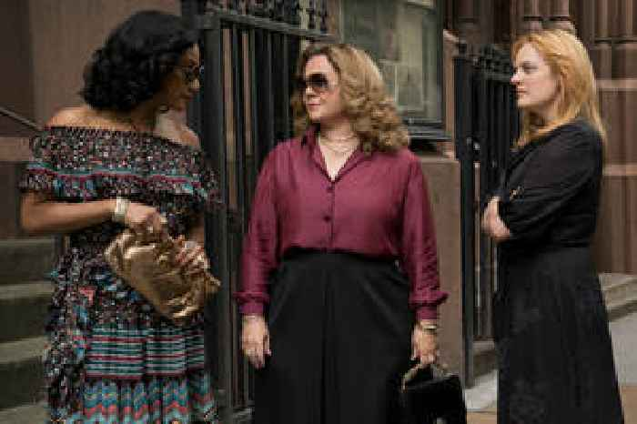 'The Kitchen' Film Review: Melissa McCarthy, Tiffany Haddish, Elisabeth Moss Lead a Mafia Misfire
