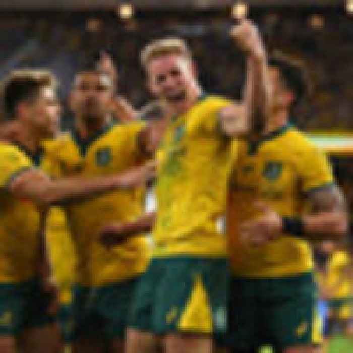 Rugby: World reacts to Wallabies win over All Blacks in record Bledisloe boilover
