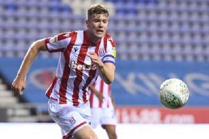 The story of Nathan Collins and how he became Stoke City's youngest ever captain