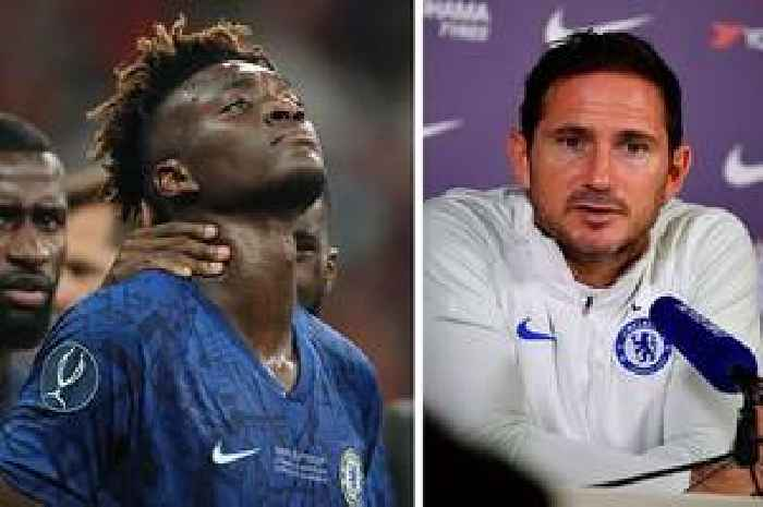 Chelsea boss Frank Lampard reveals Tammy Abraham selection plan after racist abuse