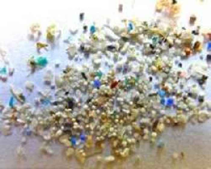 Microplastics in Arctic snow point to widespread air contamination