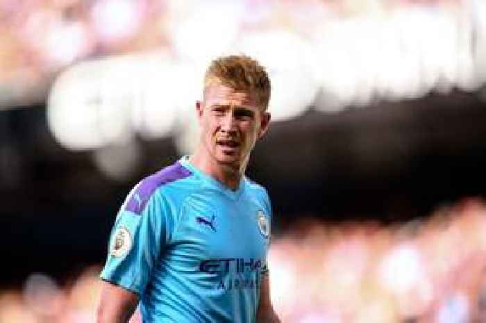 Kevin De Bruyne provides his thoughts on the VAR decision that saw Man City draw with Spurs