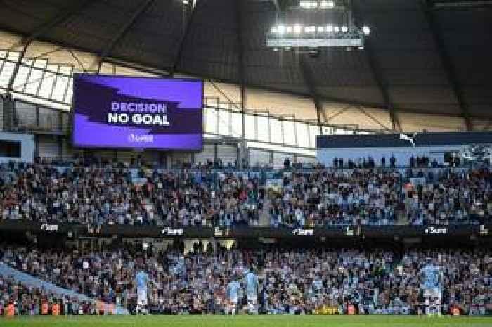 Man City fans hammer ref after VAR backlash - 'Complete lies. VAR is a cheats charter'