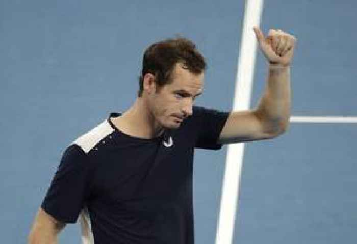 Andy Murray could drop down a level to further his singles comeback