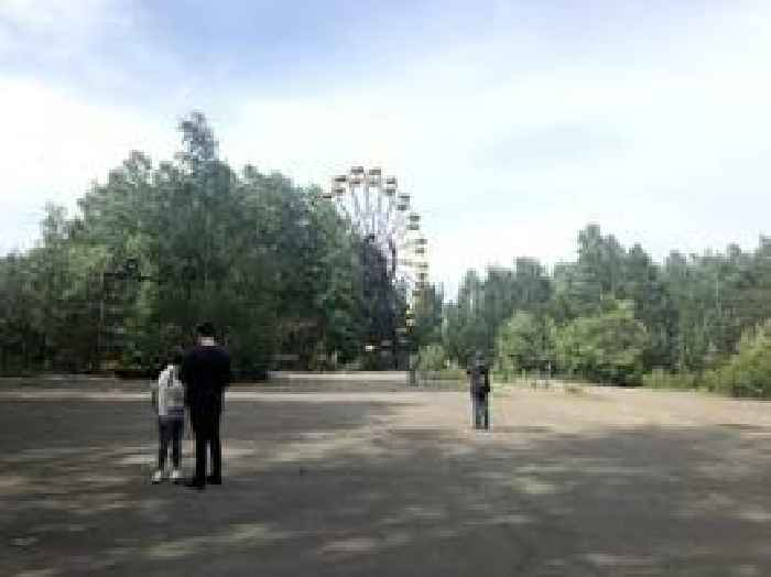 For less than $100, you can tour the abandoned towns around Chernobyl. Just watch out for radioactive trees and dogs, crumbling buildings, and the occasional selfie stick.