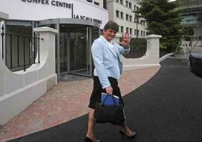Arlene Foster rules herself out as candidate in snap general election