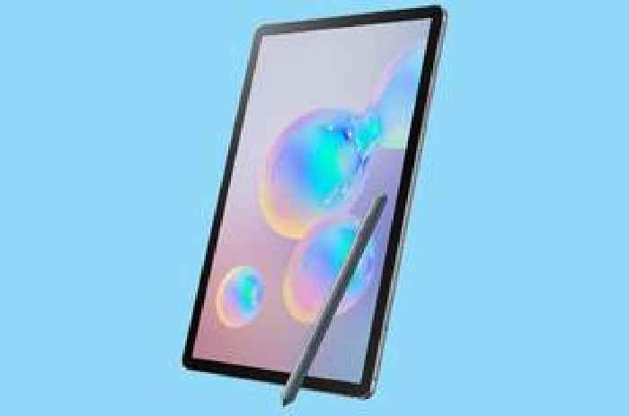 samsung 39 s new 650 tablet the galaxy tab s6 is now. Black Bedroom Furniture Sets. Home Design Ideas