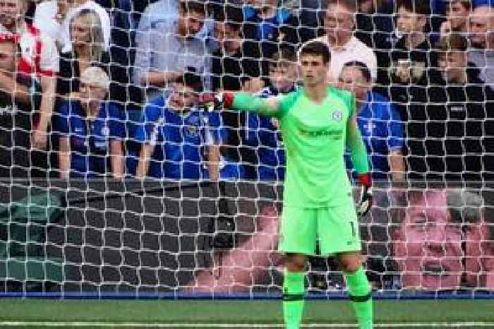 Young Blues raring to go in Champions League, says Chelsea goalkeeper Kepa