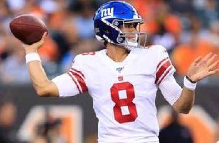 Cris Carter believes Daniel Jones debut with the Giants was very impressive
