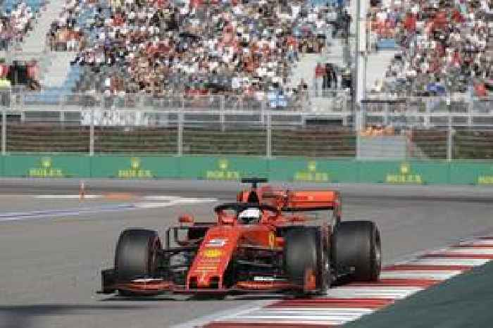 Bottas: Vettel's Russian GP soppage was miracle for Mercedes' race
