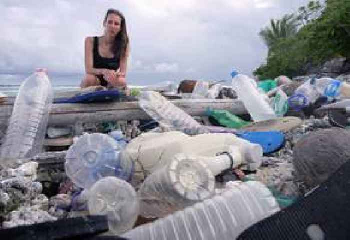 New research suggests we might be thinking about the ocean plastic problem all wrong — trash dumped from ships could be a major culprit