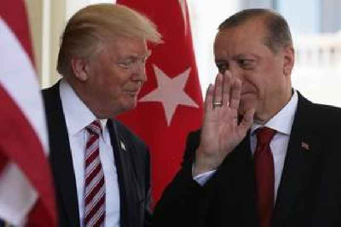 Donald Trump Sends Nonsensical Letter to Turkey's Erdogan: 'Don't Let the World Down'