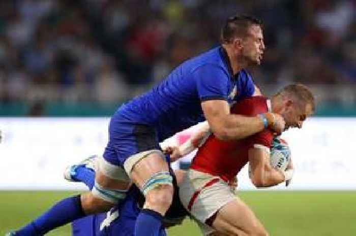 Ex-Stirling County player joins Canada team in clean-up efforts after typhoon