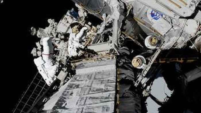 1st all-woman spacewalk sparks unprecedented interest: NASA